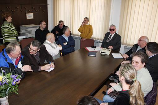 Zbor članstva i godišnja Skupština Udruge slijepih Ogulin