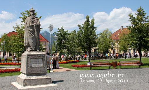 Tijelovo 2011