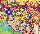 Plan grada Ogulina