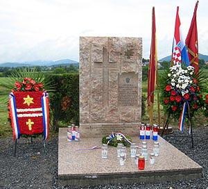 spomenik komunistickim zrtvama