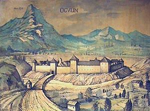 Stari frankopanski kastel Ogulin