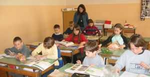 Treći razred škole Oštarije