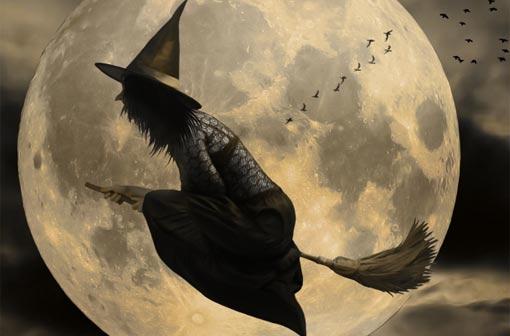 Klečka vještica